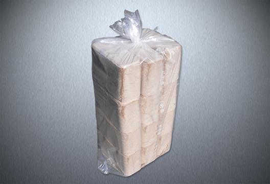 Dřevěné brikety RUF HARD EXTRA bukové, 10 kg