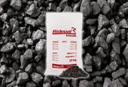 Kovářské pytlované černé uhlí, 25 kg