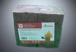 Papírové brikety POWER / ENERGICKÉ, 10 kg